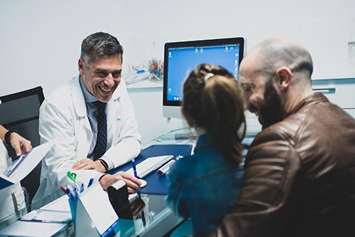 médico otorrino Bilbao
