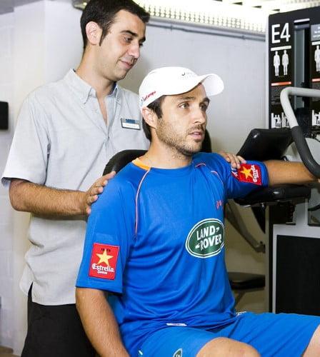 curar lesión hombro fisioterapia
